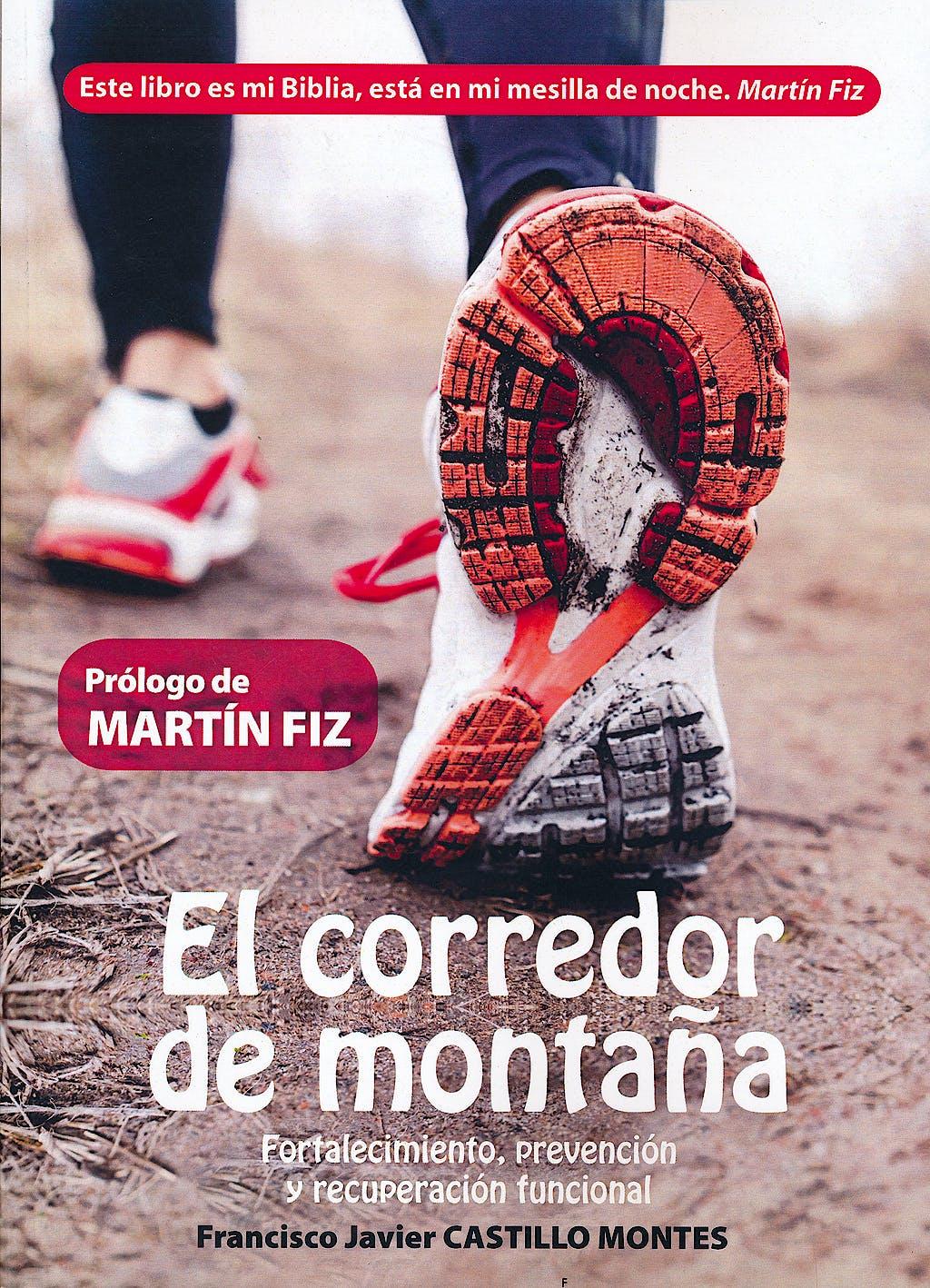 Portada del libro 9788490510841 El Corredor de Montaña. Fortalecimiento, Prevención y Recuperación Funcional