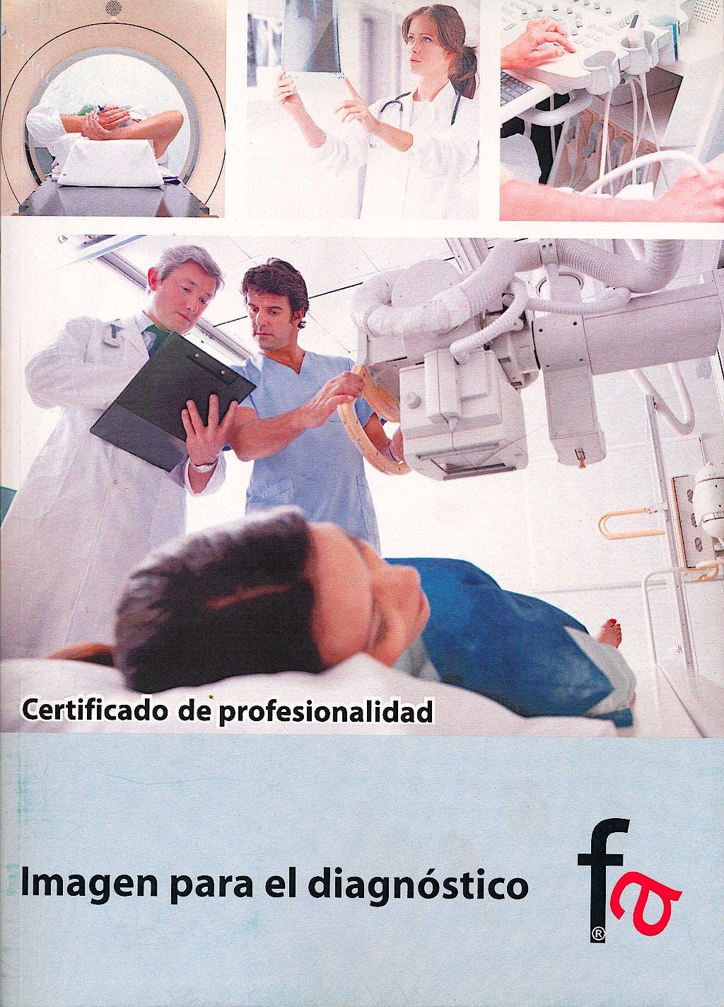 Portada del libro 9788490510858 Imagen para el Diagnostico. Certificado de Profesionalidad