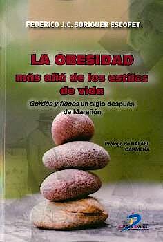 Portada del libro 9788490522110 La Obesidad mas Allá de los Estilos de Vida
