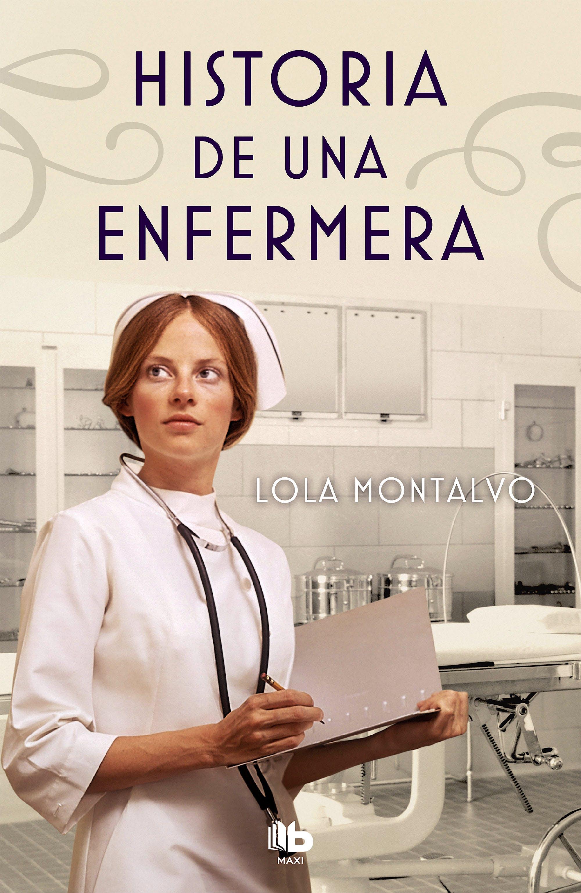 Portada del libro 9788490705766 Historia de una Enfermera