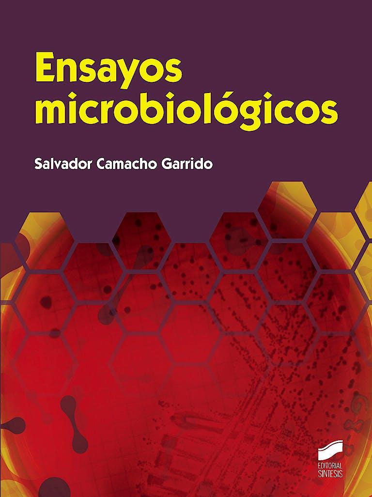 Portada del libro 9788490770030 Ensayos Microbiologicos