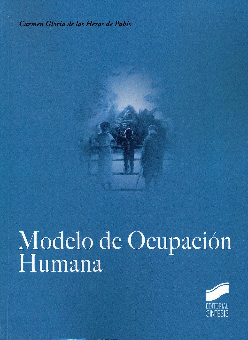 Portada del libro 9788490771327 Modelo de Ocupacion Humana