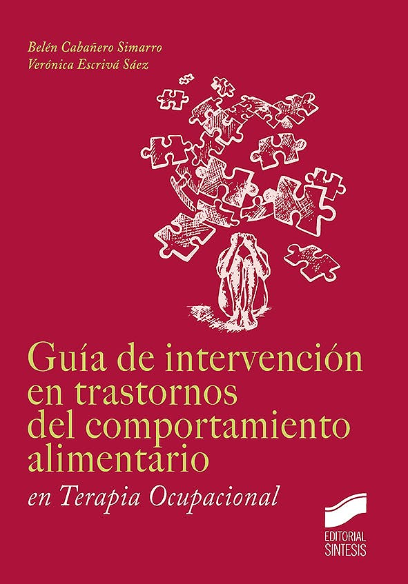 Portada del libro 9788490774373 Guia de Intervencion en Trastornos del Comportamiento Alimentario en Terapia Ocupacional