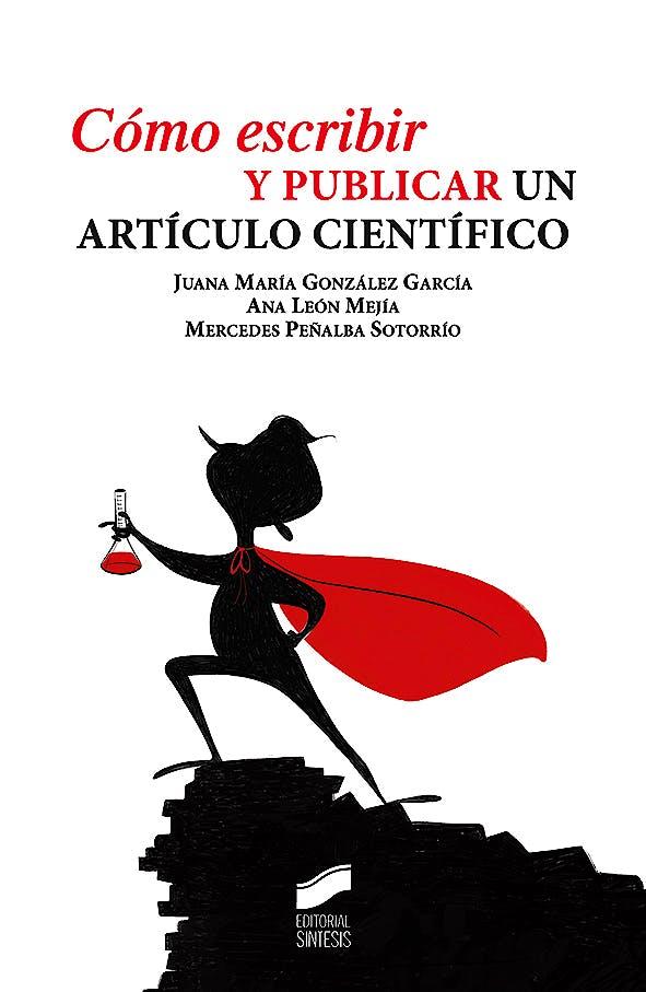 Portada del libro 9788490774502 Cómo Escribir y Publicar un Artículo Científico