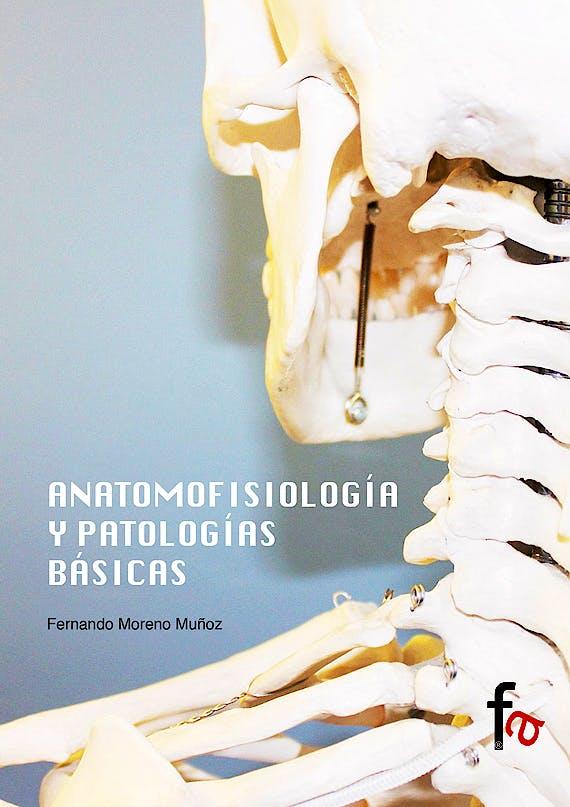 Portada del libro 9788490888797 Anatomofisiología y Patología Básicas