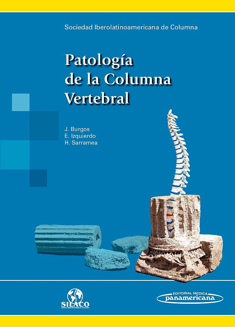 Portada del libro 9788491100348 Patología de la Columna Vertebral