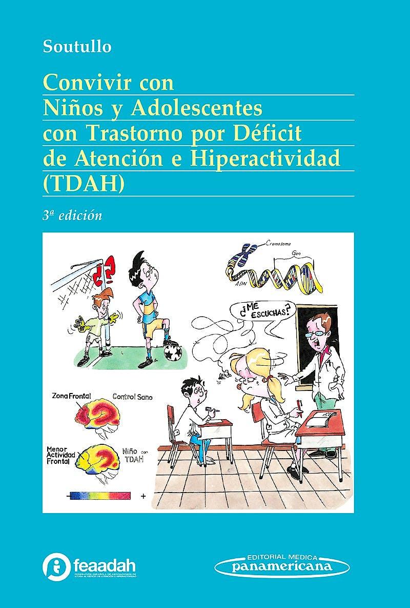 Portada del libro 9788491101154 Convivir con Niños y Adolescentes con Trastorno por Déficit de Atención e Hiperactividad (TDAH)