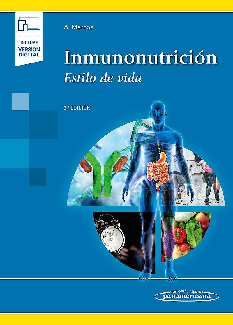 Portada del libro 9788491101208 Inmunonutrición. Estilo de Vida (Incluye Versión Digital)
