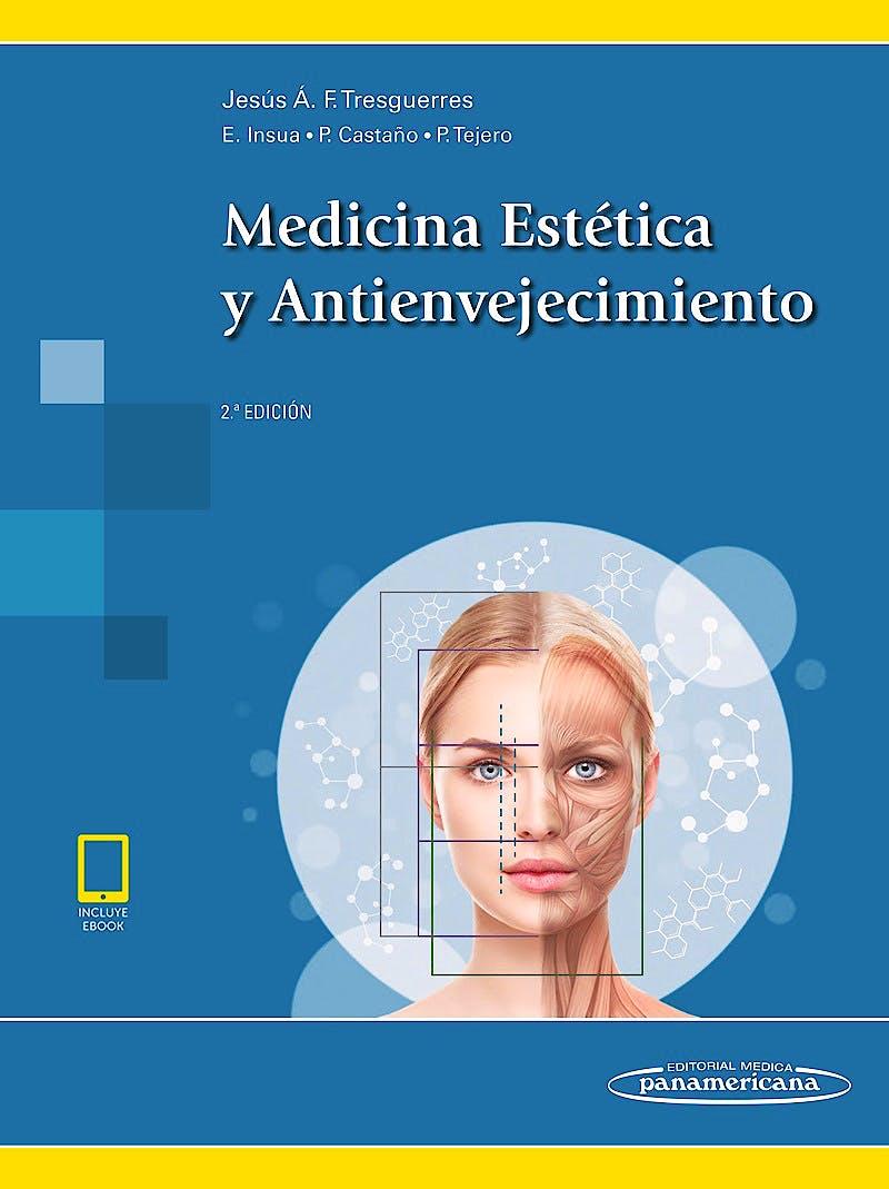 Portada del libro 9788491101352 Medicina Estética y Antienvejecimiento (Incluye eBook)
