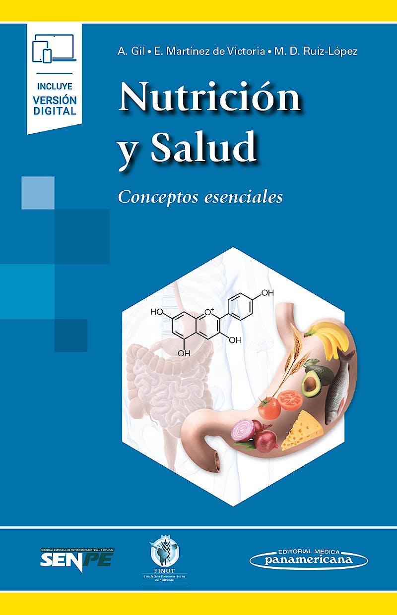 Portada del libro 9788491101475 Nutrición y Salud. Conceptos Esenciales (Incluye Versión Digital)