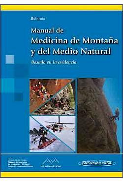 Portada del libro 9788491101635 Manual de Medicina de Montaña y del Medio Natural Basado en la Evidencia