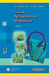 Portada del libro 9788491103783 Guía de Actuación en Urgencias (Incluye Versión Electrónica)