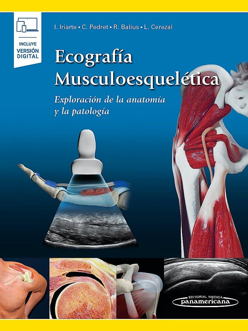 Portada del libro 9788491104674 Ecografía Musculoesquelética. Exploración Anatómica y Patología (Incluye Versión Digital)
