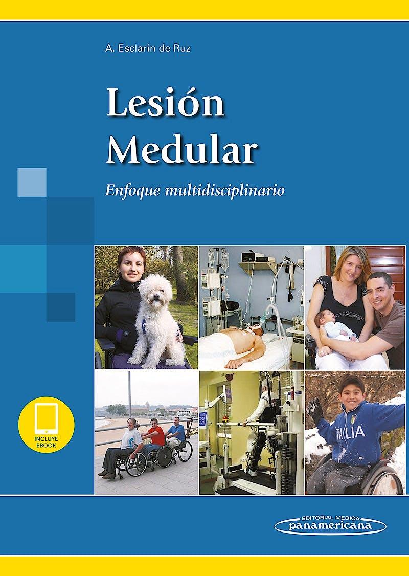 Portada del libro 9788491104803 Lesión Medular. Enfoque Multidisciplinario (Incluye E-Book)