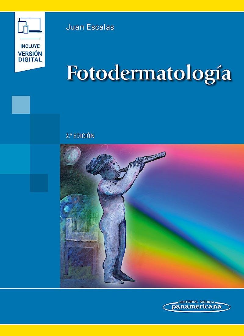 Portada del libro 9788491105428 Fotodermatología (Incluye Versión Digital)