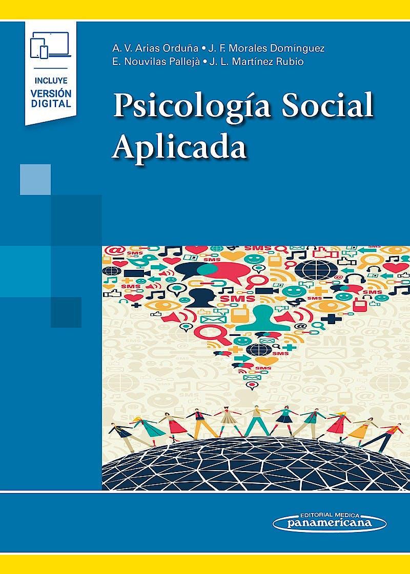 Portada del libro 9788491105893 Psicologia Social Aplicada (Incluye Ebook)