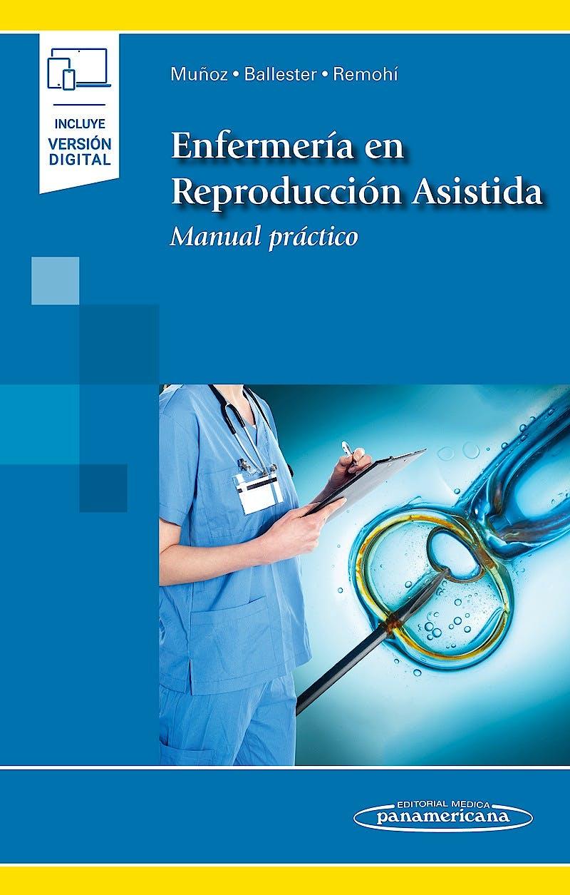 Portada del libro 9788491106067 Enfermería en Reproducción Asistida (Incluye Versión Digital)