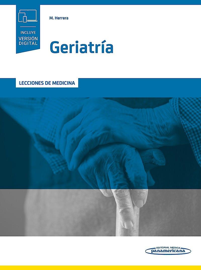 Portada del libro 9788491106586 Geriatría. Lecciones de Medicina (Incluye Versión Electrónica)