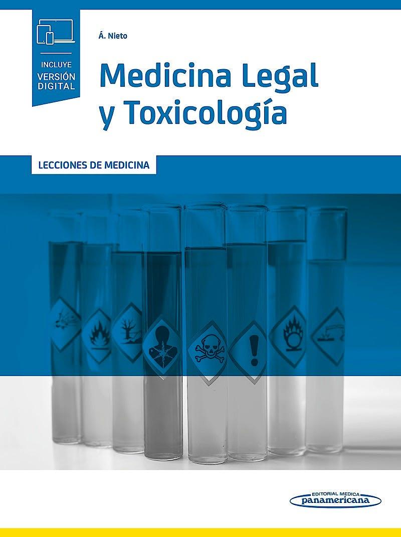 Portada del libro 9788491106647 Medicina Legal y Toxicología. Lecciones de Medicina (Incluye Versión Electrónica)