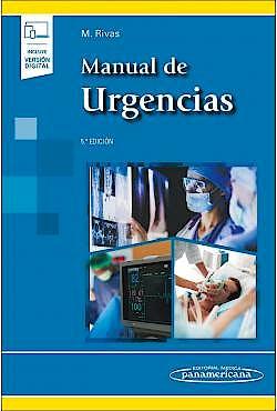 Portada del libro 9788491106715 Manual de Urgencias (Incluye Versión Electrónica)
