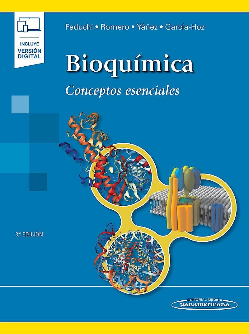 Portada del libro 9788491106807 Bioquímica. Conceptos Esenciales (Incluye Versión Digital)