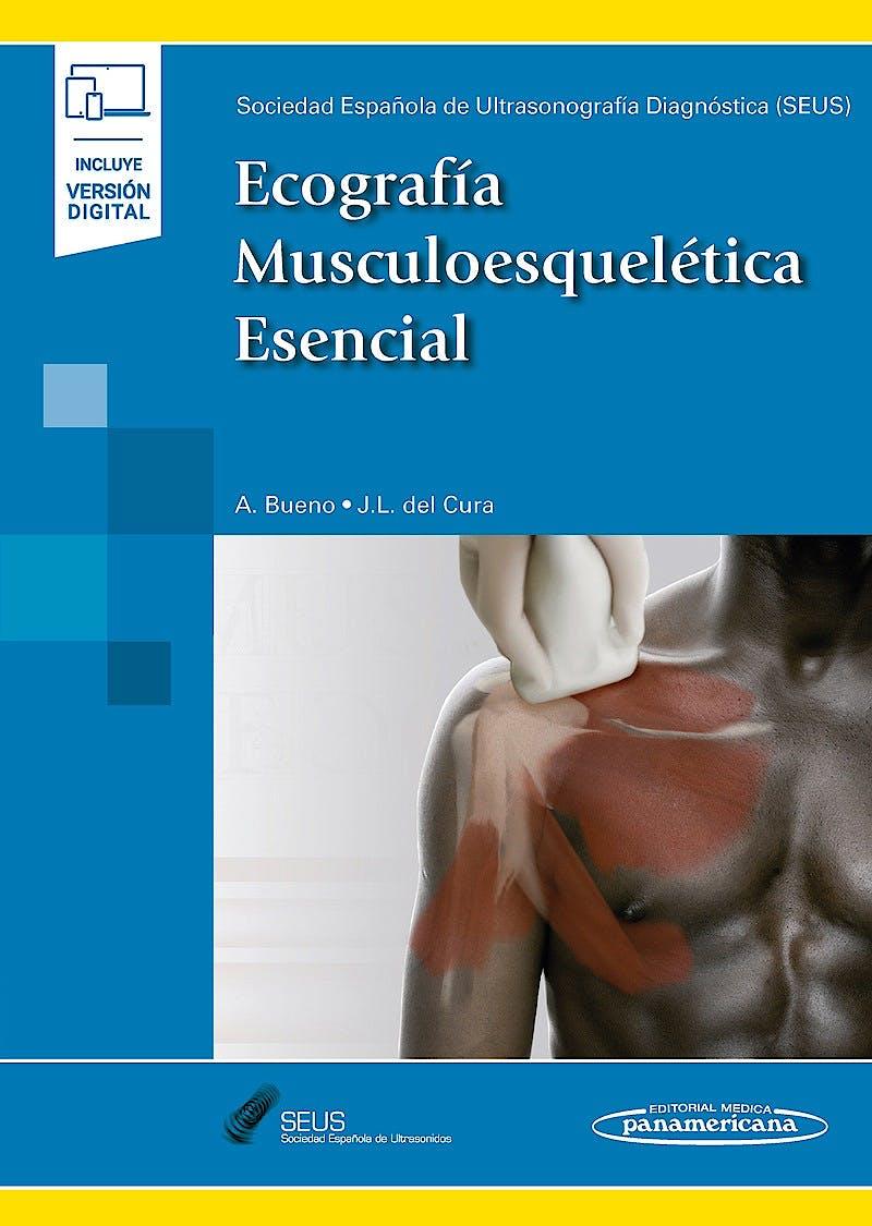 Portada del libro 9788491106937 Ecografía Musculoesquelética Esencial (Incluye la Obra en Versión Digital)