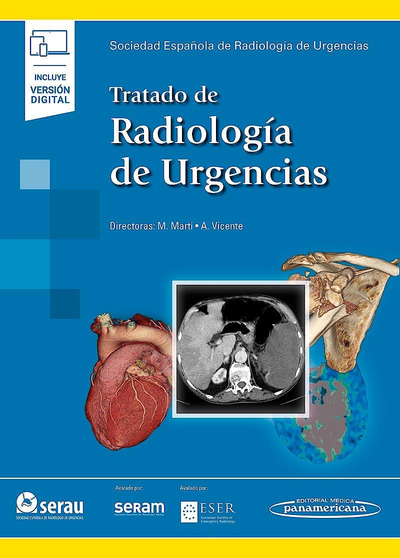Portada del libro 9788491106968 Tratado de Radiología de Urgencias