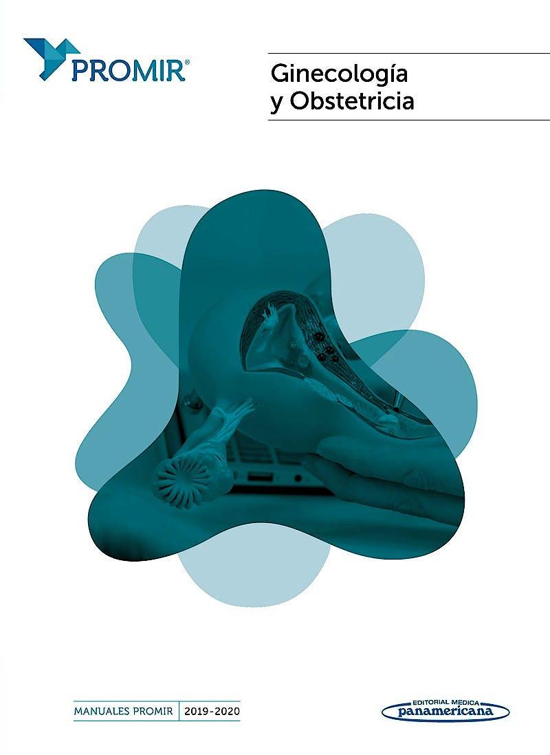 Portada del libro 9788491107262 Ginecología (Manuales PROMIR 2019-2020)