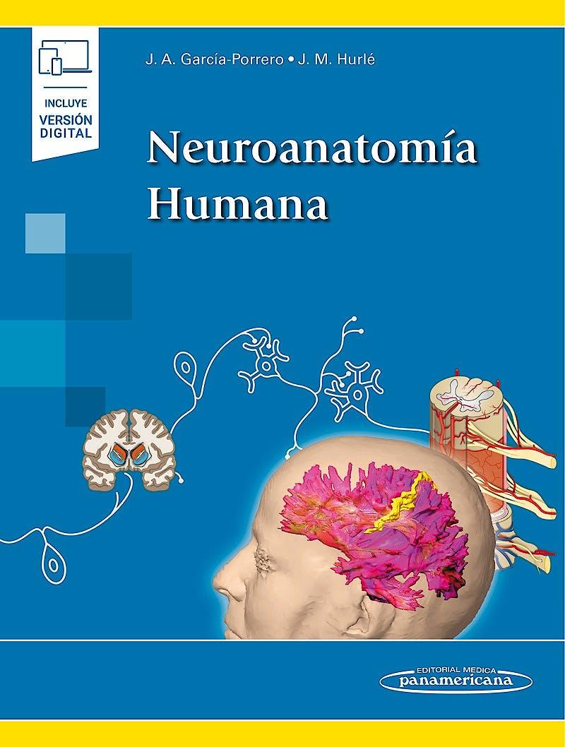 Portada del libro 9788491107453 Neuroanatomía Humana (Incluye Versión Digital)