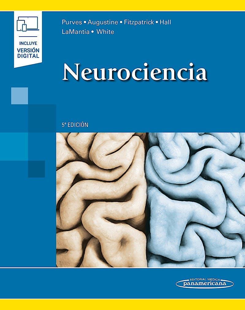 Portada del libro 9788491107620 Neurociencia (Incluye Versión Digital)