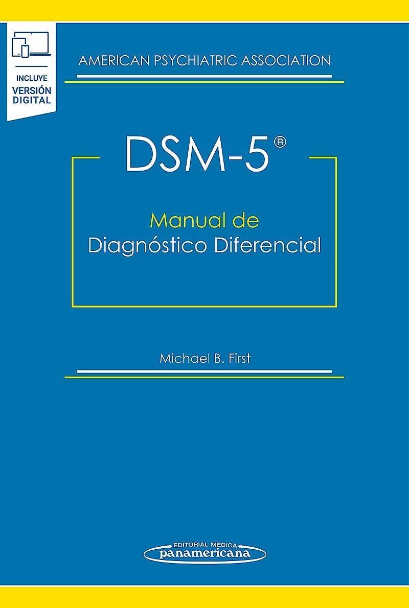 Portada del libro 9788491107637 DSM-5 Manual de Diagnóstico Diferencial (Incluye Versión Digital)