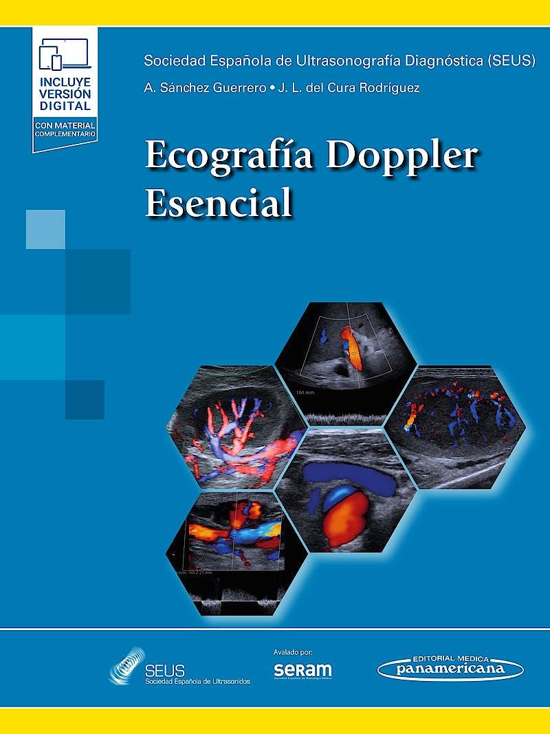 Portada del libro 9788491107675 Ecografía Doppler Esencial (Incluye Versión Electrónica)