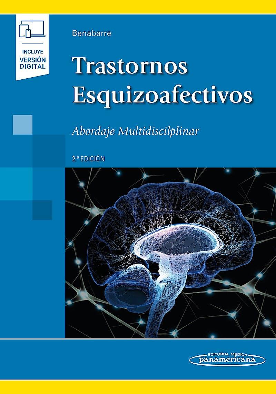 Portada del libro 9788491108108 Trastornos Esquizoafectivos. Abordaje Multidisciplinar (Incluye Versión Digital)