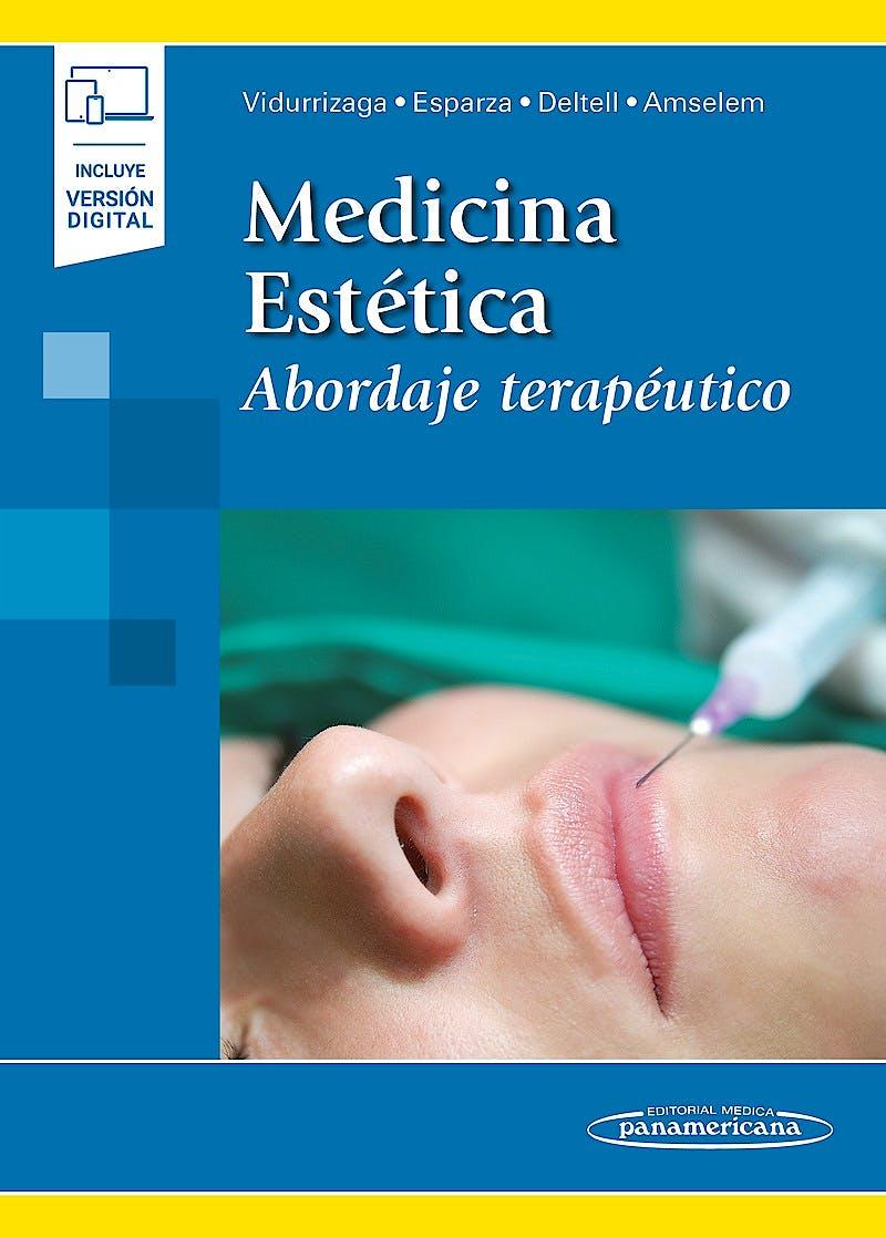 Portada del libro 9788491108122 Medicina Estética. Abordaje Terapéutico (Incluye Versión Digital)