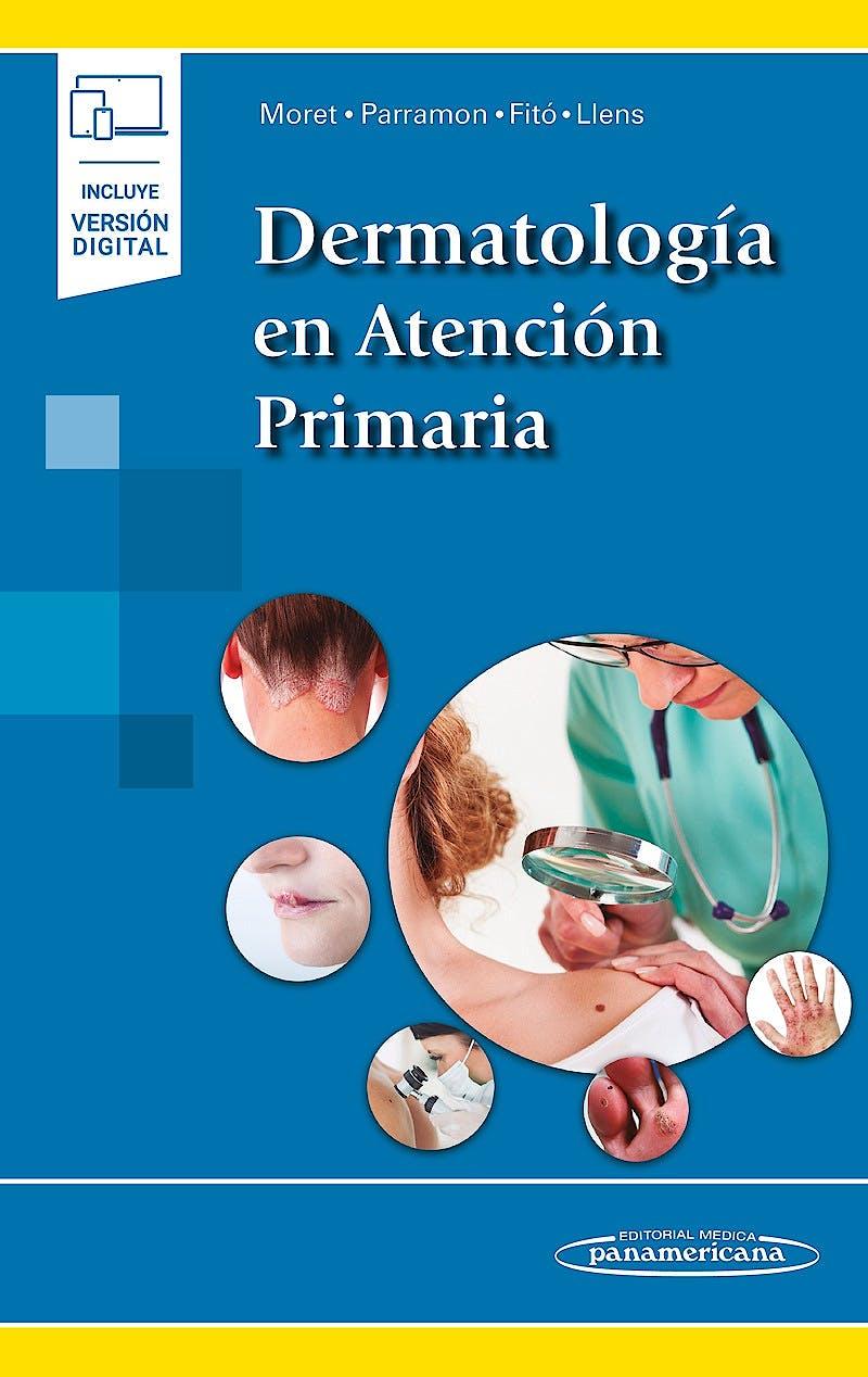 Portada del libro 9788491108405 Dermatología en Atención Primaria (Incluye Versión Digital)