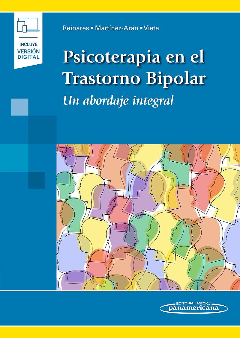 Portada del libro 9788491109013 Psicoterapia en el Trastorno Bipolar. Un Abordaje Integral (Incluye Versión Electrónica)