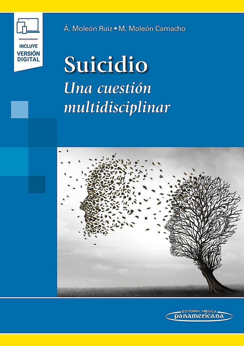 Portada del libro 9788491109600 Suicidio. Una Cuestión Multidisciplinar