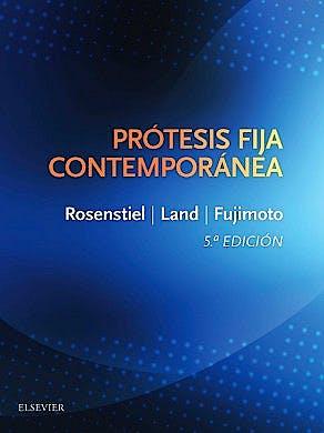 Portada del libro 9788491130772 Prótesis Fija Contemporánea