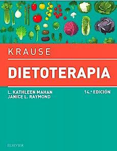 Portada del libro 9788491130840 Krause Dietoterapia