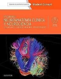 Portada del libro 9788491131021 Fitzgerald Neuroanatomía Clínica y Neurociencia