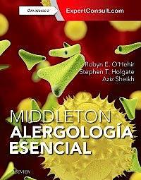 Portada del libro 9788491131083 Middleton Alergología Esencial + Acceso Online