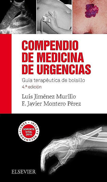 Portada del libro 9788491131151 Compendio de Medicina de Urgencias. Guía Terapéutica de Bolsillo ** Libro  en Formato E-Book**