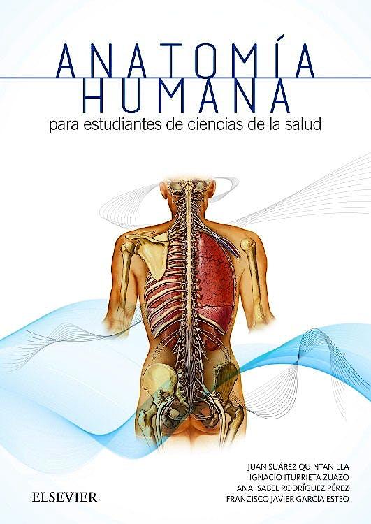 Portada del libro 9788491131212 Anatomía Humana para Estudiantes de Ciencias de la Salud