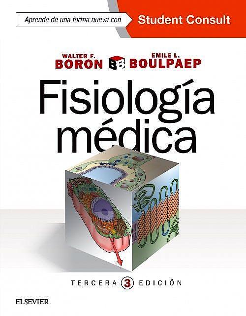 Portada del libro 9788491131250 Fisiología Médica + Acceso Online