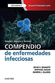 Portada del libro 9788491131380 Mandell, Douglas y Bennett Compendio de Enfermedades Infecciosas + Acceso Online