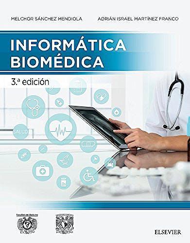 Portada del libro 9788491131403 Informática Biomédica