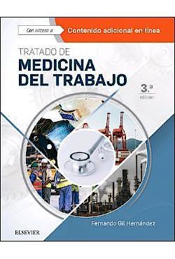 Portada del libro 9788491131427 Tratado de Medicina del Trabajo