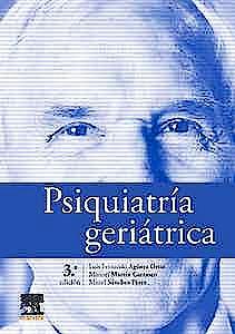 Portada del libro 9788491131489 Psiquiatría Geriátrica