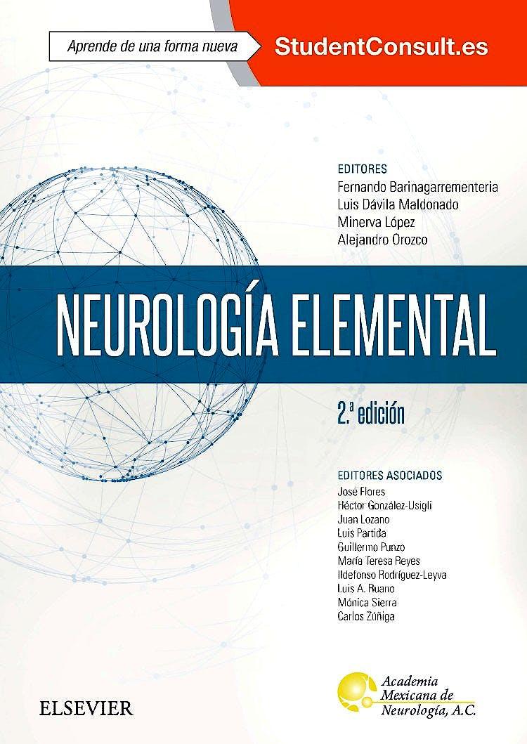 Portada del libro 9788491131717 Neurología Elemental + Acceso Online