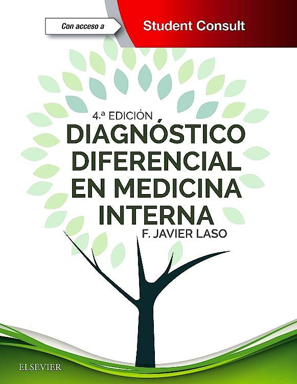Portada del libro 9788491131731 Diagnóstico Diferencial en Medicina Interna + Acceso Online